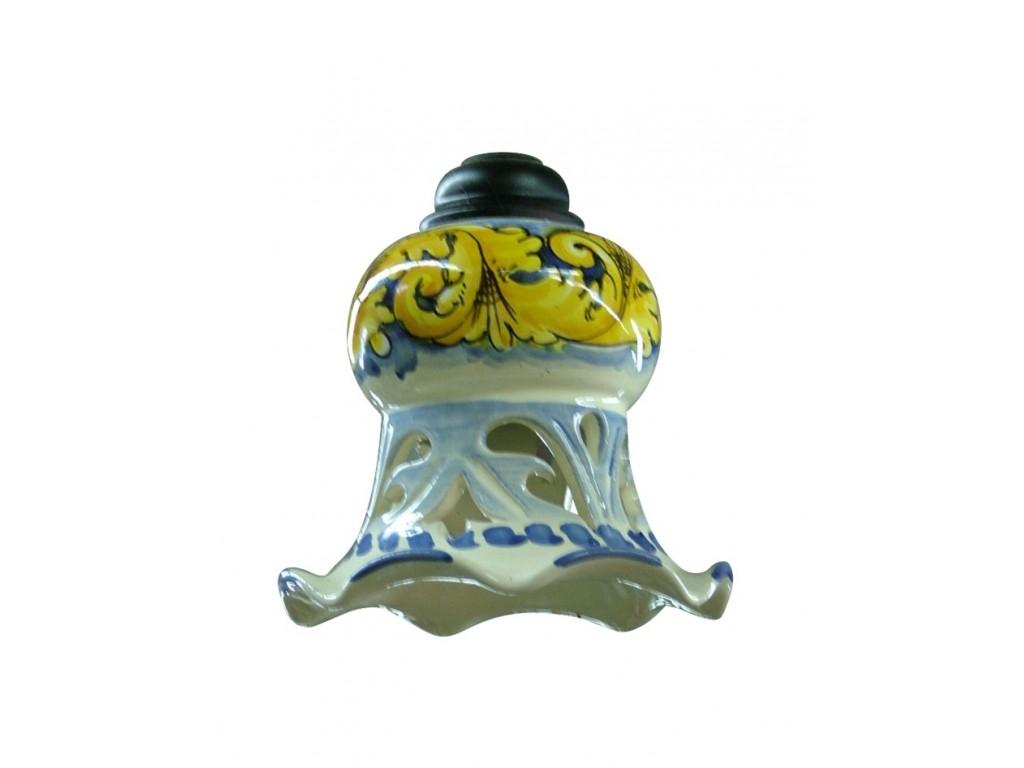 Applique campana traforata 31 tradizionale barocco collezione