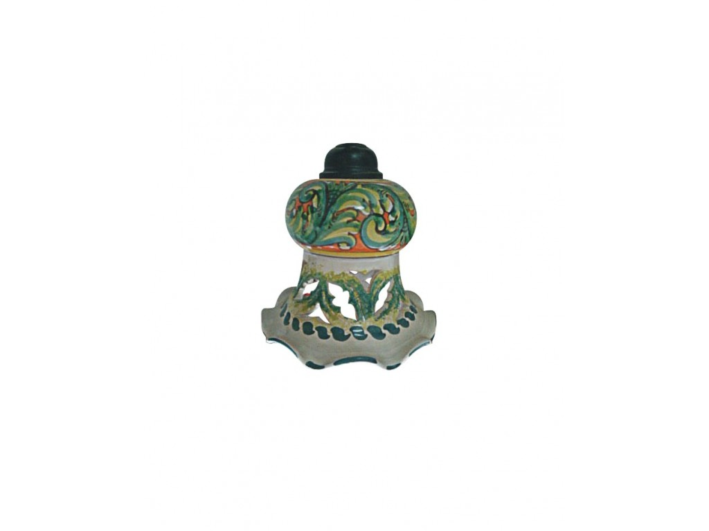 Applique campana traforata 43 tradizionale barocco collezione