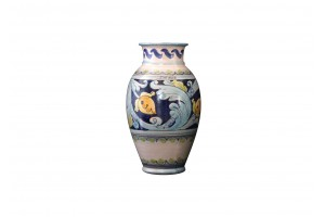 Vase with Edge - FL 13 Decoration - Vessels Collection