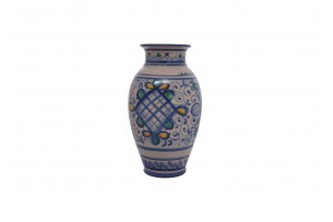 Vase with Edge -  Laced Decoration - Vessels Collection
