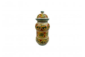Pharmacy Vase 460 with Cover - FL 23 Decoration - Vessels Collection