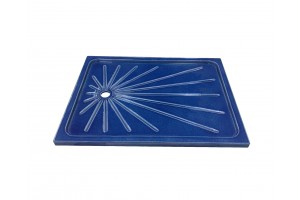 Lava Stone Shower Tray Lavender Cristal - Shower Tray Collection